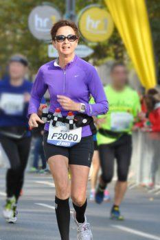 Frankfurt Marathon Oktober 2016 Zeit 3:41,37