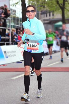 Hamburg Marathon April 2017 Zeit 3:39,09