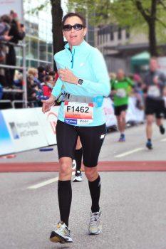 Hamburg Marathon April 2017 Zeit3:39,09