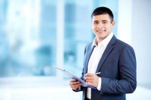 Keine Krawatte - bei Start-Ups üblich (Foto)