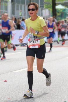 Hamburg Marathon April2018 Zeit3:40,22