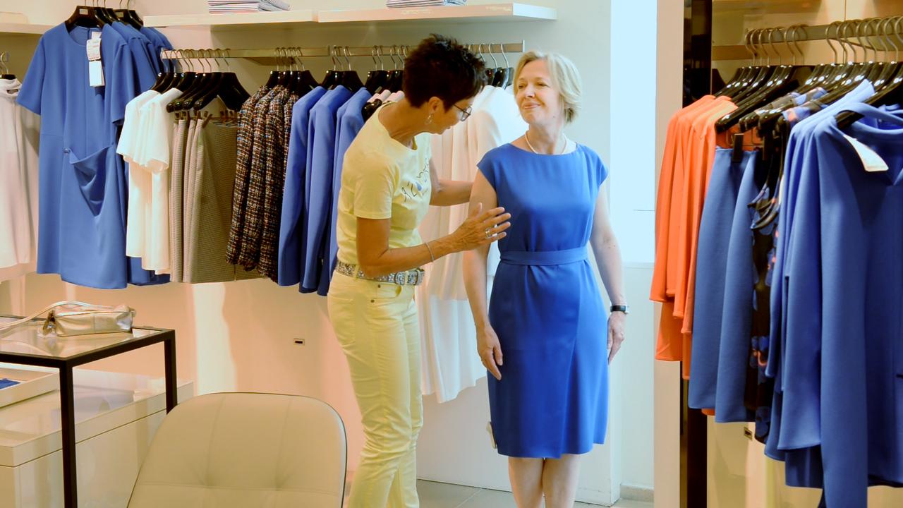 Imageberatung: Einkaufsbegleitung und Stilberatung