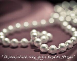 Symbolbild Perlen: individueller Style mit Accessoires